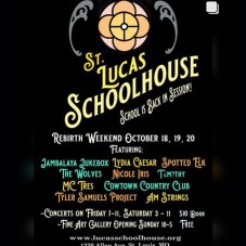 lucas schoolhouse flyer